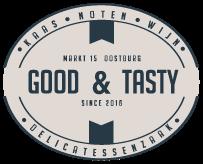 Good and Tasty Logo Oostburg