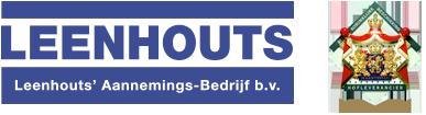 Leenhouts aannemingsbedrijf logo