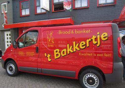 Bakkerij 't Bakkertje Oostburg.nl