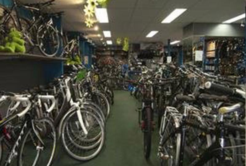 Cijsouw fiets en sport center