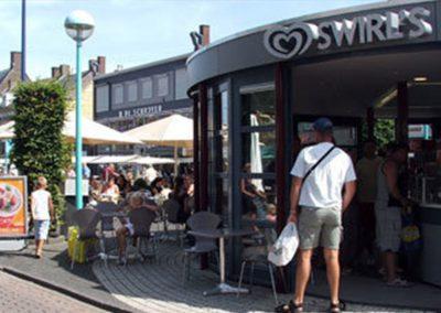 Snackbar de Kiosk