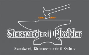 Siersmederij Pladet Oostburg Logo