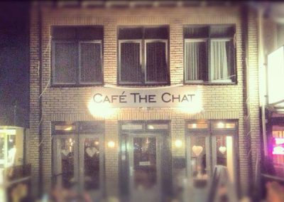 Cafe The Chat