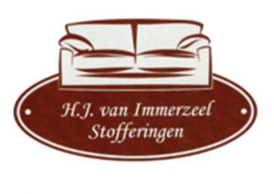 H.J. van Immerzeel stofferingen